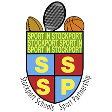 Sport in Stockport Logo